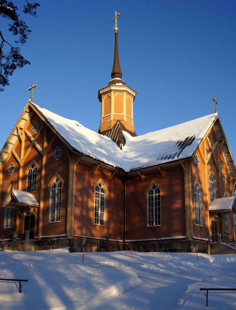 Kivijärven kirkko